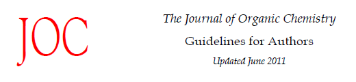 JOC Guidlines for Authors