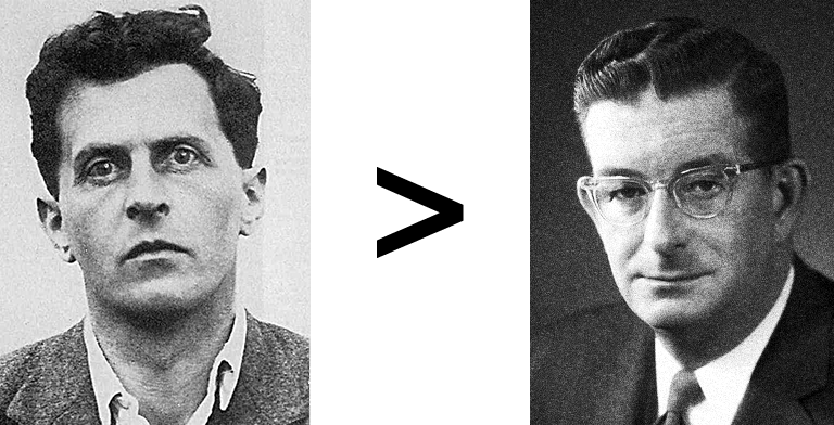 Wittgenstein and Woodward